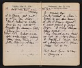 View Helen Torr Dove and Arthur Dove diary digital asset: pages 72
