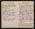 View Helen Torr Dove and Arthur Dove diary digital asset: pages 80