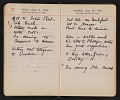 View Helen Torr Dove and Arthur Dove diary digital asset: pages 85