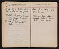 View Helen Torr Dove and Arthur Dove diary digital asset: pages 91