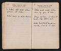 View Helen Torr Dove and Arthur Dove diary digital asset: pages 92