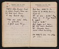 View Helen Torr Dove and Arthur Dove diary digital asset: pages 101