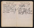 View Helen Torr Dove and Arthur Dove diary digital asset: pages 120