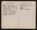 View Helen Torr Dove and Arthur Dove diary digital asset: pages 122
