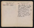 View Helen Torr Dove and Arthur Dove diary digital asset: pages 123