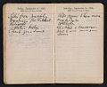 View Helen Torr Dove and Arthur Dove diary digital asset: pages 127