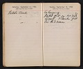 View Helen Torr Dove and Arthur Dove diary digital asset: pages 131