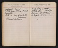 View Helen Torr Dove and Arthur Dove diary digital asset: pages 132
