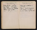 View Helen Torr Dove and Arthur Dove diary digital asset: pages 133