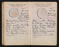 View Helen Torr Dove and Arthur Dove diary digital asset: pages 154
