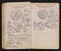 View Helen Torr Dove and Arthur Dove diary digital asset: pages 157