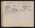 View Helen Torr Dove and Arthur Dove diary digital asset: pages 160