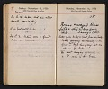 View Helen Torr Dove and Arthur Dove diary digital asset: pages 164