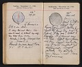 View Helen Torr Dove and Arthur Dove diary digital asset: pages 165
