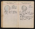 View Helen Torr Dove and Arthur Dove diary digital asset: pages 166