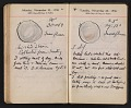 View Helen Torr Dove and Arthur Dove diary digital asset: pages 168