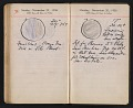 View Helen Torr Dove and Arthur Dove diary digital asset: pages 171