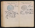 View Helen Torr Dove and Arthur Dove diary digital asset: pages 176