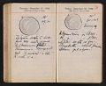 View Helen Torr Dove and Arthur Dove diary digital asset: pages 180