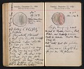 View Helen Torr Dove and Arthur Dove diary digital asset: pages 182