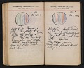 View Helen Torr Dove and Arthur Dove diary digital asset: pages 183