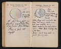 View Helen Torr Dove and Arthur Dove diary digital asset: pages 186