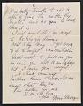 View Arthur Dove letter to Helen Torr Dove digital asset: page 4