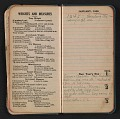 View Helen Torr Dove diary digital asset: pages 11
