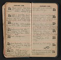View Helen Torr Dove diary digital asset: pages 13