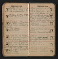 View Helen Torr Dove diary digital asset: pages 14