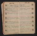 View Helen Torr Dove diary digital asset: pages 19