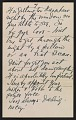 View Arthur Garfield Dove letter to Helen Torr Dove digital asset: page 7