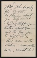 View Arthur Garfield Dove letter to Helen Torr Dove digital asset: page 8