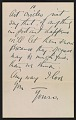 View Arthur Garfield Dove letter to Helen Torr Dove digital asset: page 10
