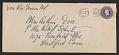 View Arthur Garfield Dove letter to Helen Torr Dove digital asset: envelope