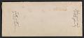 View Arthur Garfield Dove letter to Helen Torr Dove digital asset: envelope verso