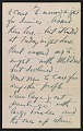 View Arthur Garfield Dove letter to Helen Torr Dove digital asset: page 3