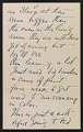 View Arthur Garfield Dove letter to Helen Torr Dove digital asset: page 4