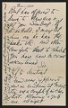 View Arthur Garfield Dove letter to Helen Torr Dove digital asset: page 6