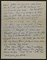 View Arthur Garfield Dove letter to Helen Torr Dove digital asset: page 5