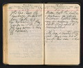 View Arthur Dove diary digital asset: pages 117
