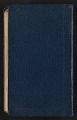 View Arthur Dove diary digital asset: cover back