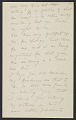 View Draft of letter from Arthur Dove to Duncan Phillips digital asset number 1