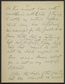 View Draft of letter from Arthur Dove to Duncan Phillips digital asset number 2