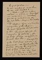 View John Marin letter to Edith Gregor Halpert digital asset number 0