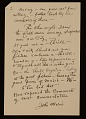 View John Marin letter to Edith Gregor Halpert digital asset number 1