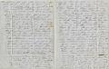 View David Trumbull Lanman letter to Abigail Trumbull Lanman digital asset: page 2