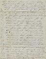 View David Trumbull Lanman letter to Abigail Trumbull Lanman digital asset: page 3