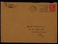 View Susan Macdowell Eakins, Philadelphia, Pa. folded sheet to Charles W. Cranmer digital asset number 1