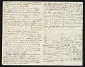 View Thomas Eakins to Fanny Eakins digital asset: verso